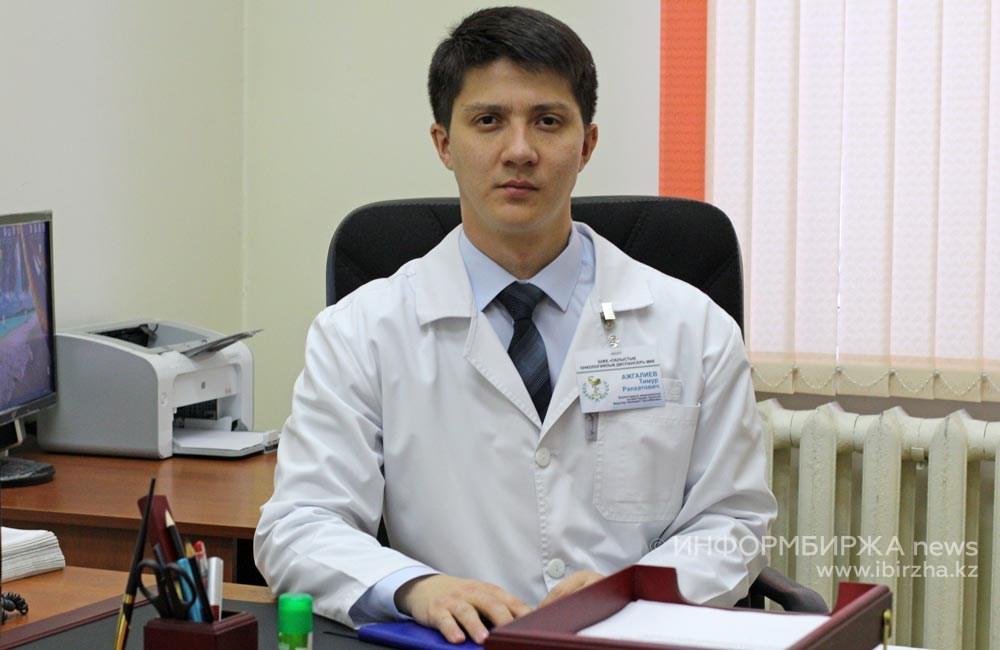 Т. Р. Ажгалиев