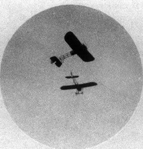 Полёт Васильева. 1910 год