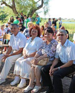 Курмангали Мамешев и Рахила Бабагужева, Валентина и Петр Брызгаловы