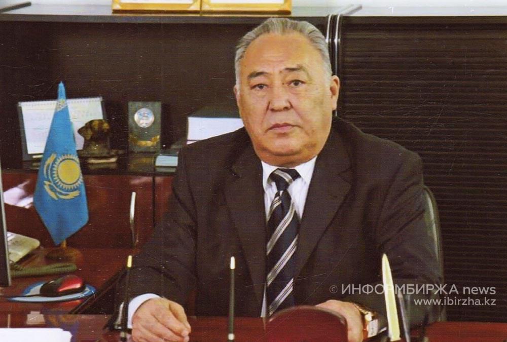 Бактыгали Ахметович Ахметов – Заслуженный работник здравоохранения РК