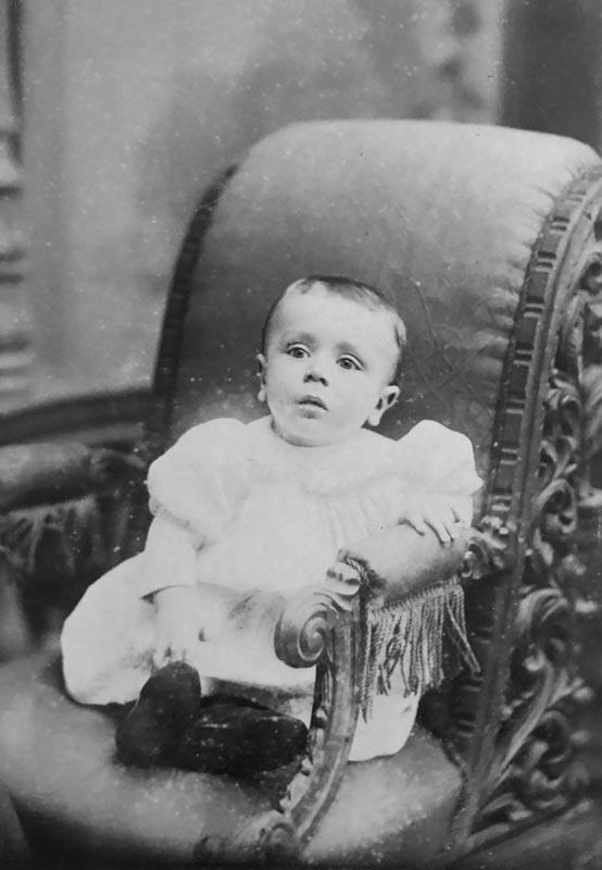 «Дорогой бабушке от внучка». Уральск, 1896 год