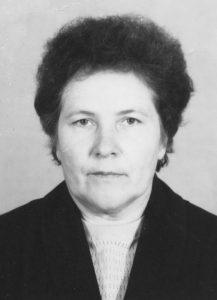 Рахимбердина Т.И., секретарь Зеленовского райкома партии