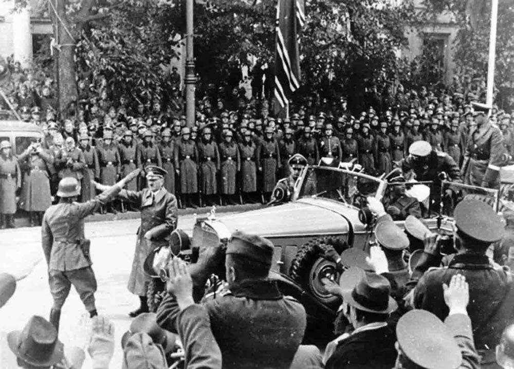 Немцы в Польше, 1939 год