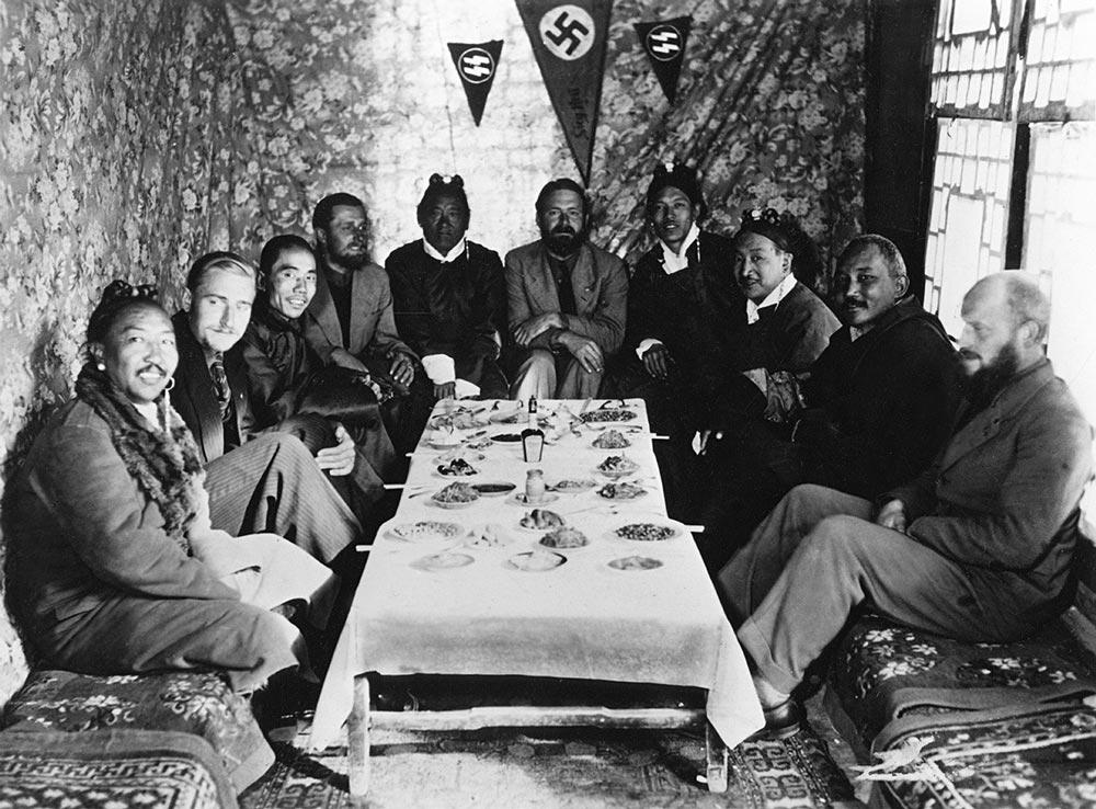 Экспедиция Аненербе в Тибет