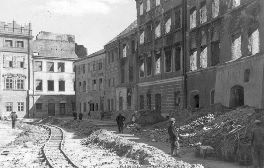 Варшава в сентябре 1939 года