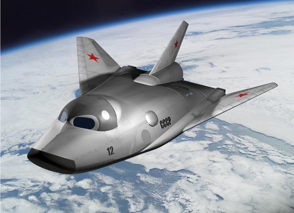 Космический корабль «МиГ-105» проекта «Спираль»
