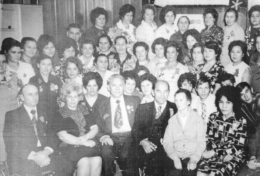 Р. Музафаров на чествовании победителей социалистического соревнования