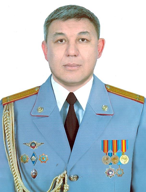 Отец Дархан Ерболатович