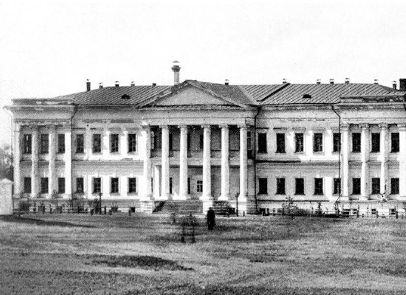 Сибирский кадетский корпус в Омске