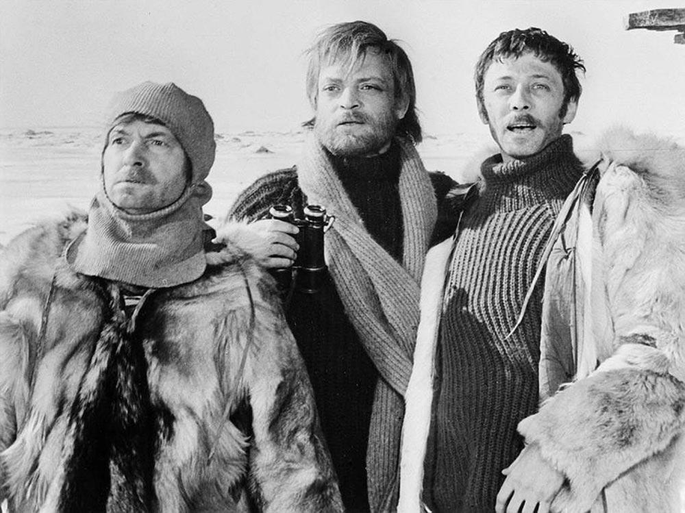 Кадр из фильма «Земля Санникова» (1973 г.)