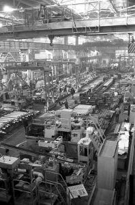 Алма-Атинский завод тяжелого машиностроения в 1970-е годы