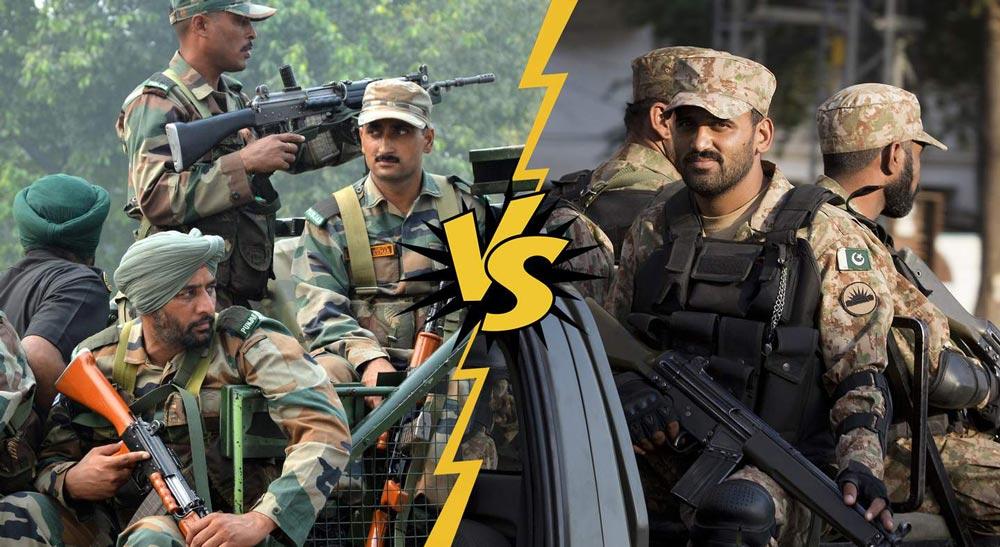 Конфликты между Индией и Пакистаном
