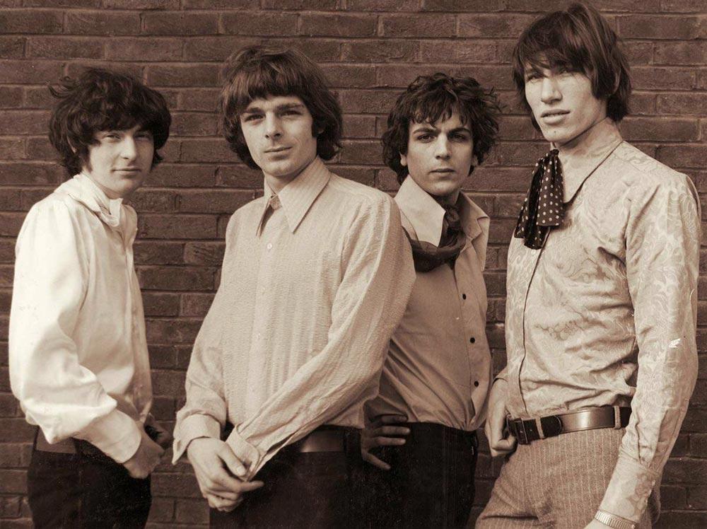 Группа «Pink Floyd»
