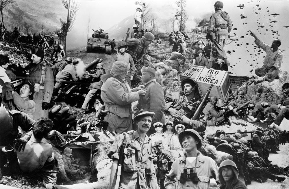 Война в Корее 1950-1953 годы