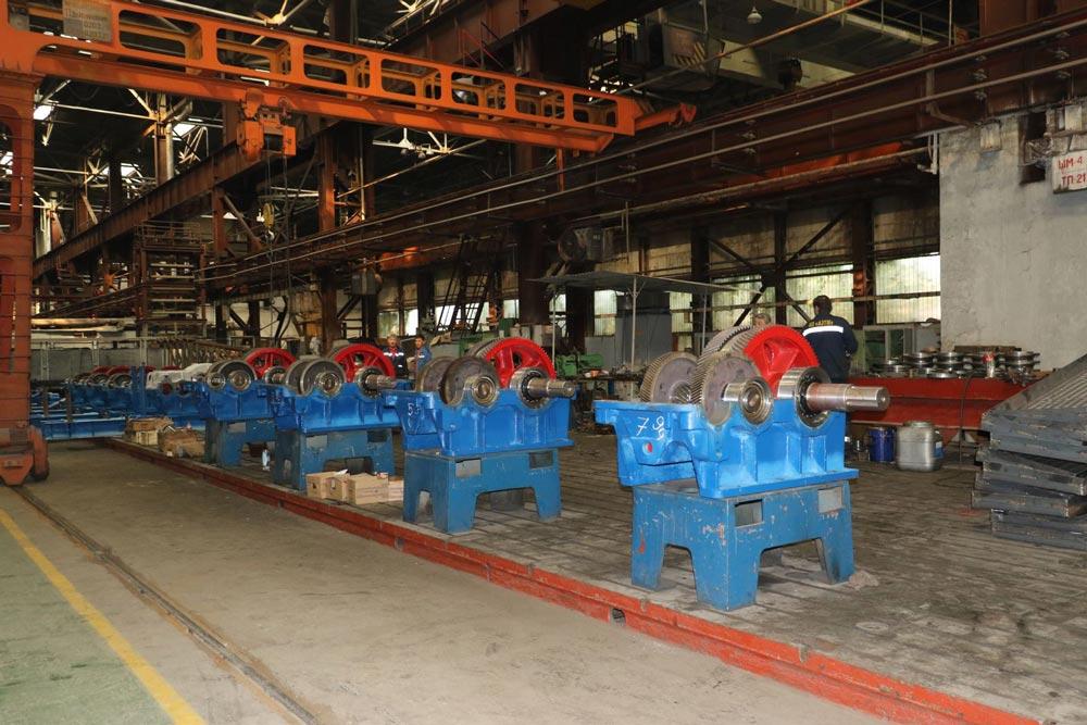 Алматинский завод тяжелого машиностроения