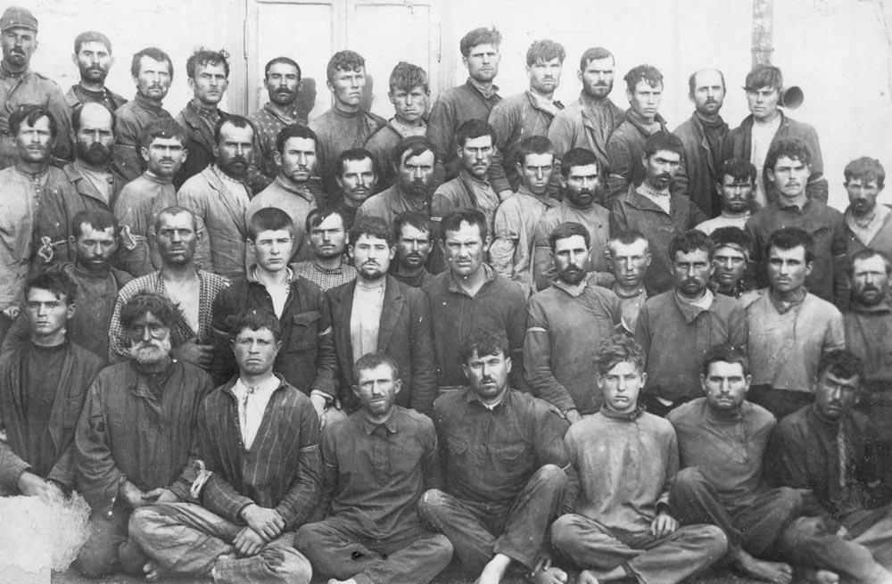 Группа татарбунарских повстанцев. Сентябрь 1924 года