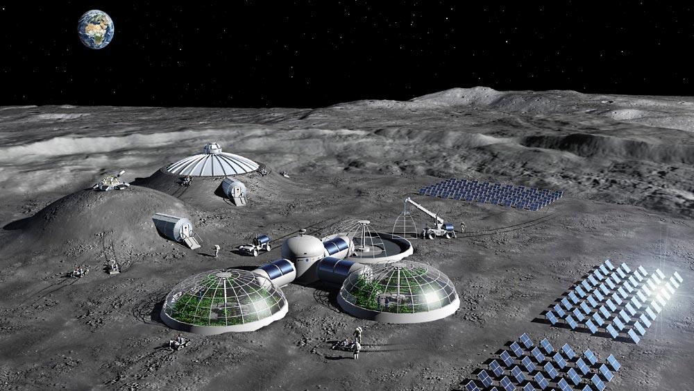 База на Луне (проект)