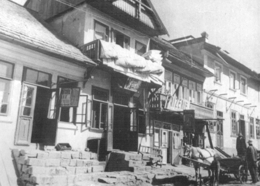 Кишинёв в 1930-х годах