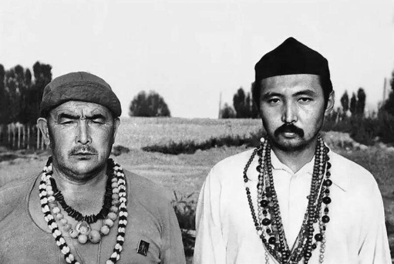 Мирза Кымбатбаев и Абай Борубаев