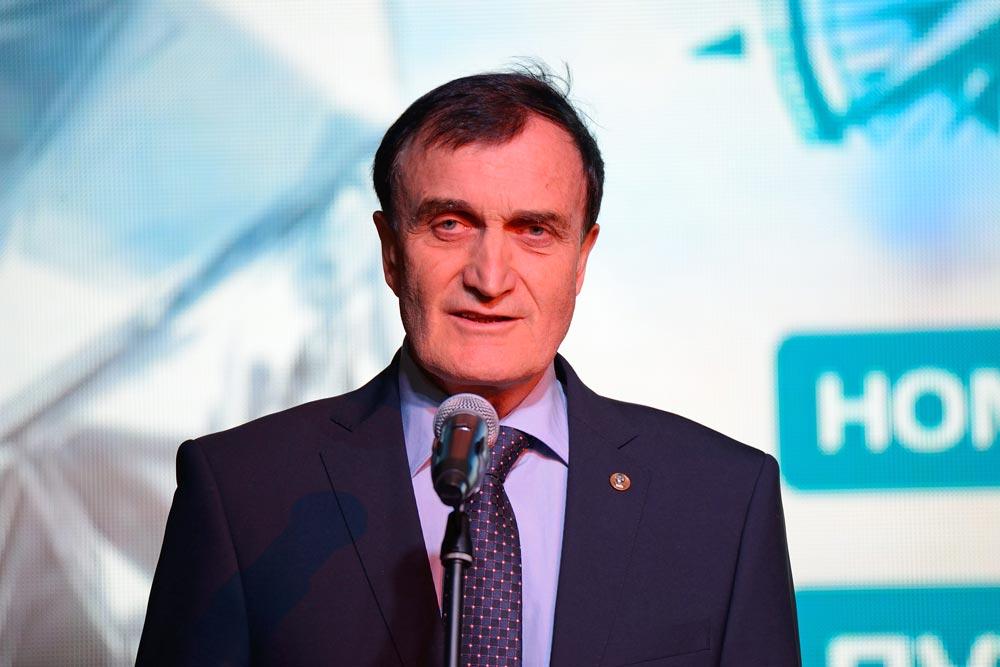 Академик А. Чибилёв