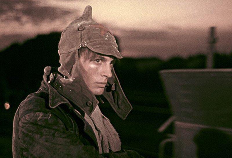 Кадры из фильма «Павка Корчагин»