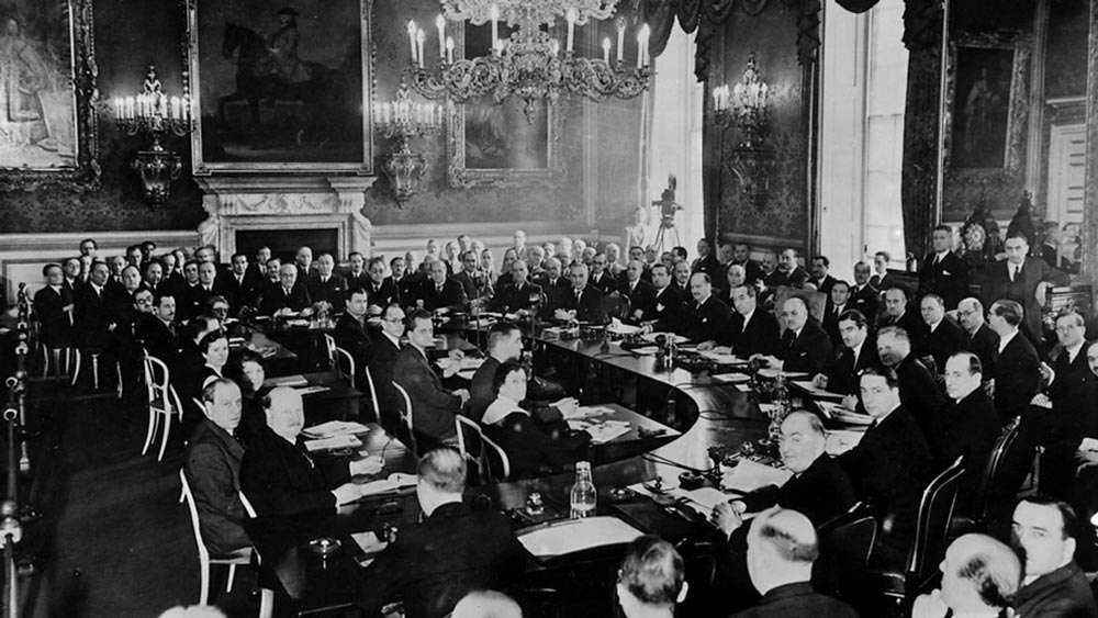 Советские представители в Лиге наций