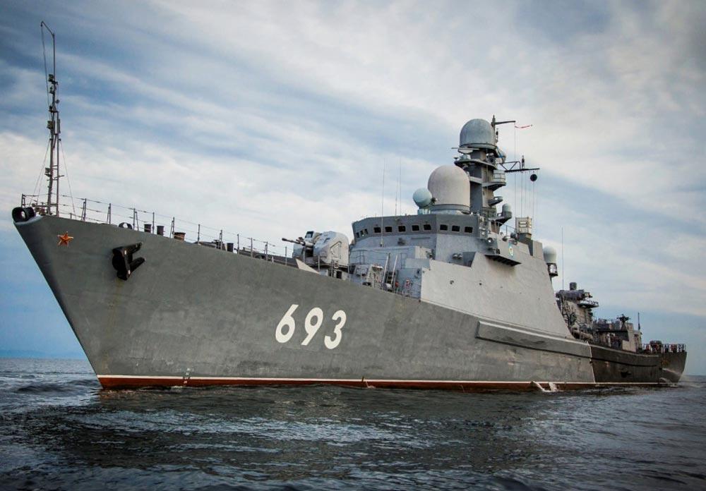 Ракетный корабль «Дагестан»