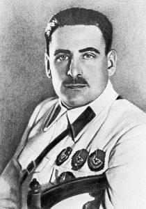 В. Блюхер