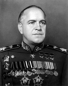 Маршал Г. Жуков