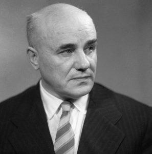 Академик Н. Дубинин